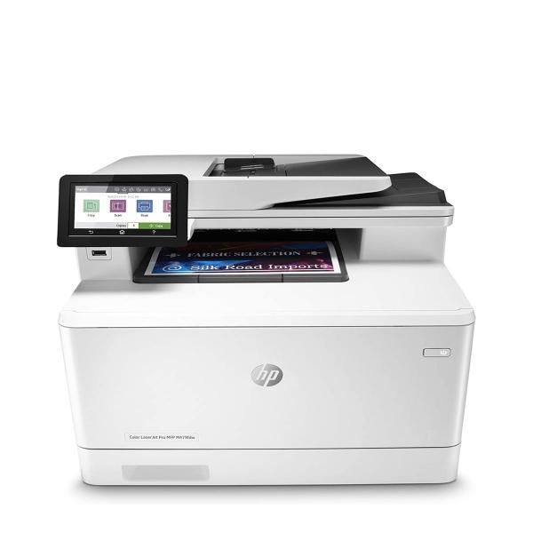 Máy in HP màu Color LaserJet Pro MFP M479fdw