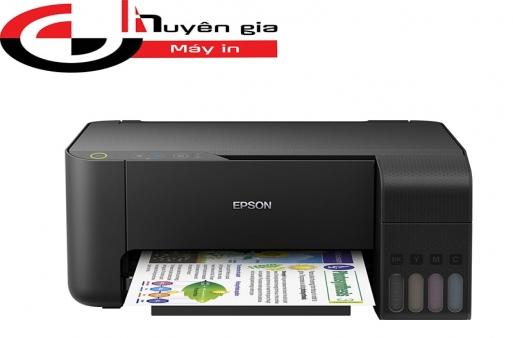 Ưu điểm nổi bật của máy in phun màu Epson 3110