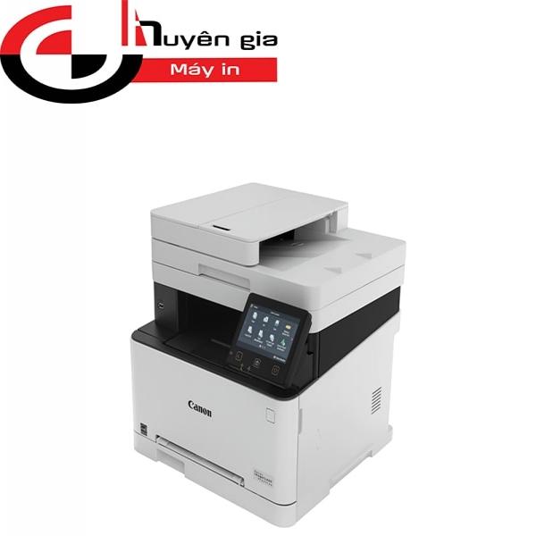 Máy In Canon MF635Cx-In Laser Màu Đa Chức Năng Copy, Quét , Fax