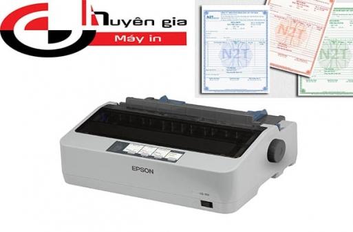 Những đặc điểm nổi bật của máy in Epson LQ310