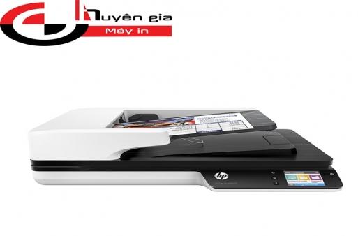 Máy scan HP ScanJet Pro 4500 fn1 - sự lựa chọn cho văn phòng hiện đại