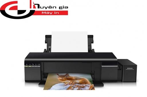 Review máy in phun màu Epson L805