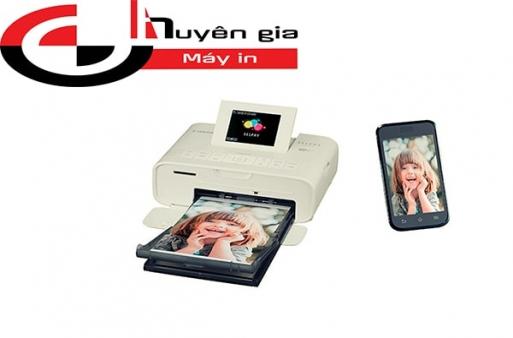 In ảnh nhanh và rõ nét với máy in ảnh Canon CP1000