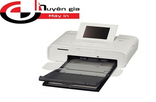 Máy in ảnh CANON SELPHY CP1200: In 54 bức ảnh không cần thay pin