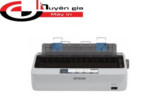 Máy in kim EPSON LQ 310 – máy in văn phòng dùng riêng cho văn bản chữ