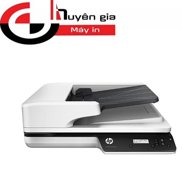 Máy quét 2 mặt HP ScanJet Pro 3500 f1